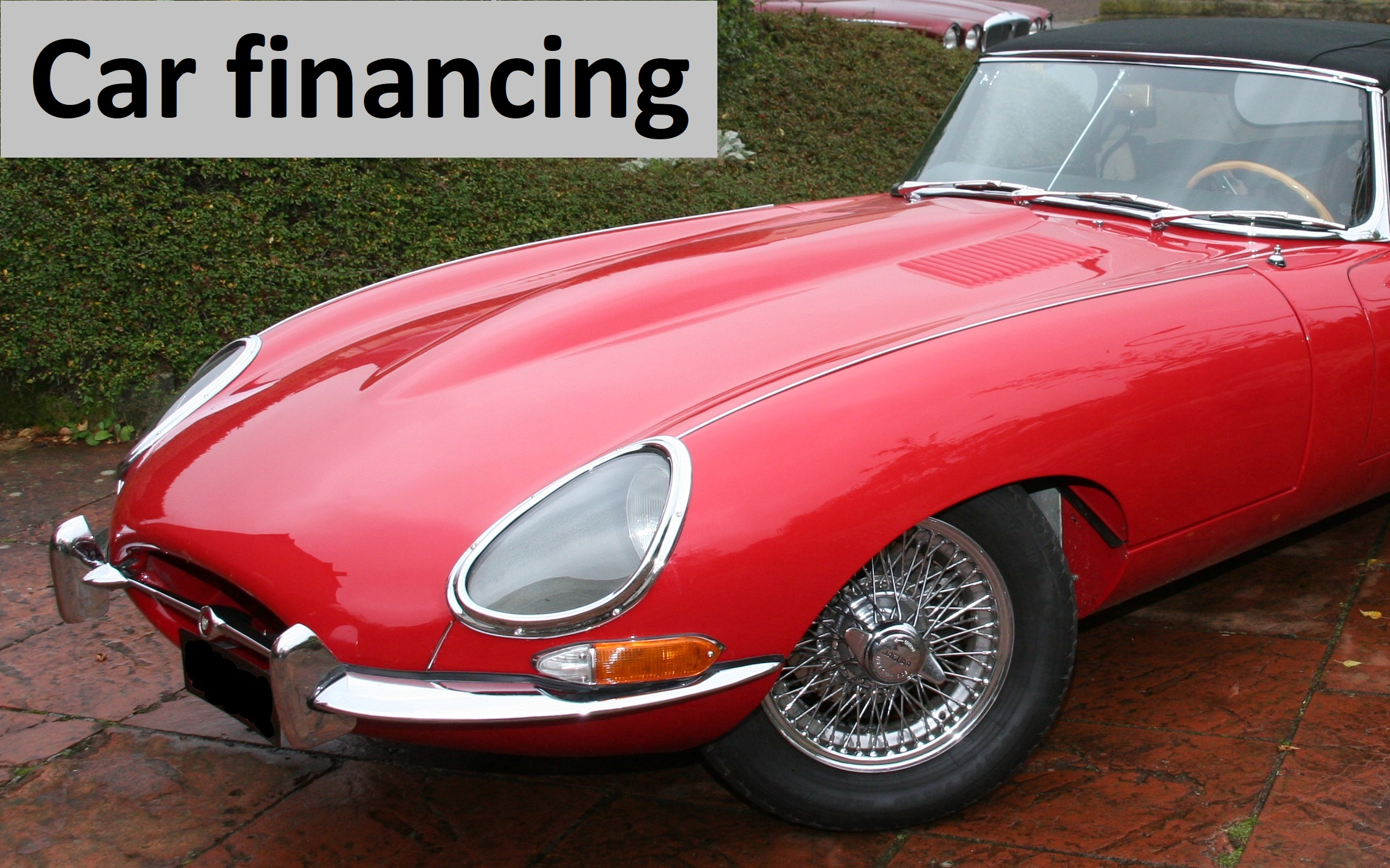 List of pages with calculation : financing a car